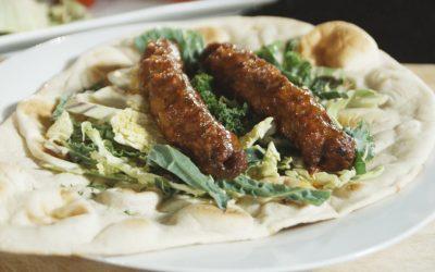 Grilled Chicken/Kebab Wraps