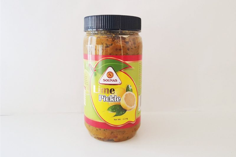 lime pickle